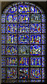 TR1557 : Second Typological Window, Canterbury Cathedral by Julian P Guffogg