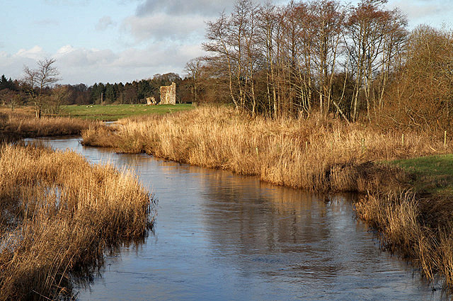 The Lochar Water at Bankend