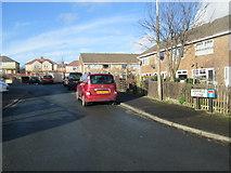 SE0726 : Ashfield Close - Ashfield Drive by Betty Longbottom