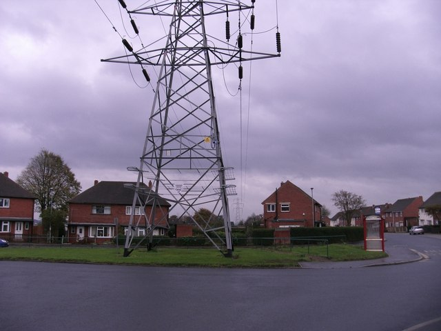 Living with pylons, Thornhill