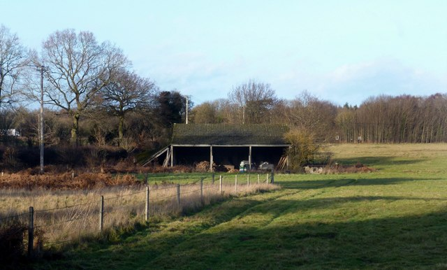 A Small Barn at Tubney