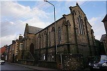 SK2168 : Catholic Church of the English Martyrs, Buxton Road by Peter Barr