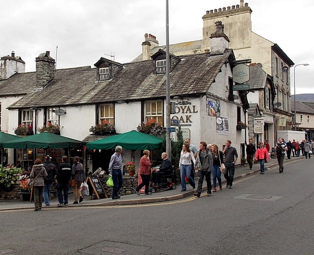 Royal Oak, Ambleside
