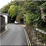 NY3704 : To the waterfalls, Ambleside by Jaggery