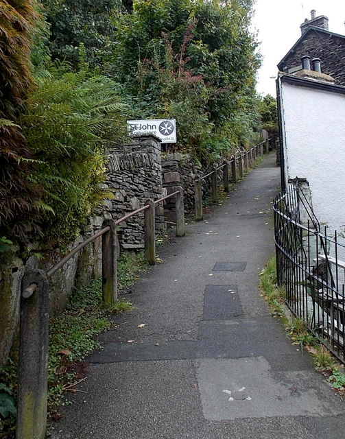 The Gale, Ambleside