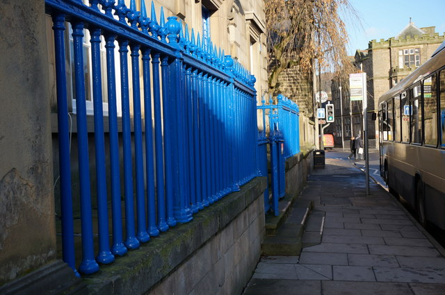 RBS, steps, rails, walls and gateway