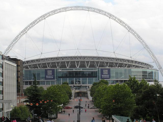 Wembley Stadium, Olympic Way