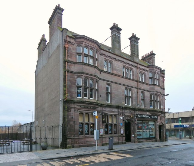 counting house dumbarton
