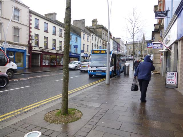 Street scene, Omagh