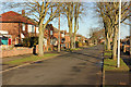 SK9567 : Grange Crescent by Richard Croft