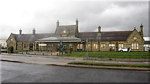 SD4264 : Former railway station, Morecambe by Graham Robson