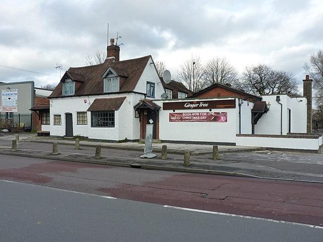 The Ginger Tree restaurant
