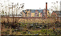 "J3474 : The ""Sirocco"" site, Belfast (2014) by Albert Bridge"