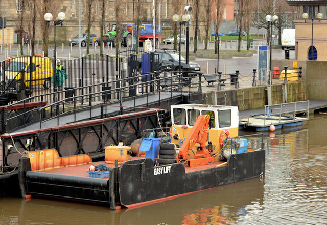 "The ""Easy Lift"", Belfast"