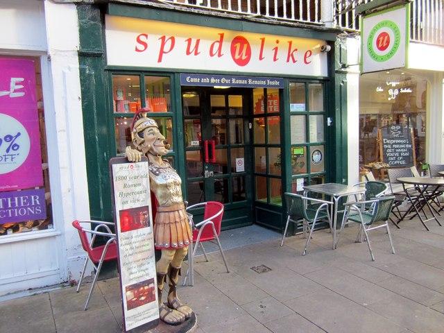Spudulike, 39 Bridge Street, Chester