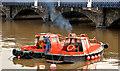J3474 : Two Beaver boats, Belfast by Albert Bridge