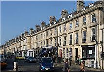 ST7565 : Bladud Buildings, Roman Road, Bath by Stephen Richards