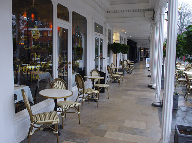 Colonnade, the Tunbridge Wells Hotel