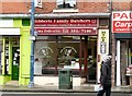 SJ9594 : Hibberts Family Butchers by Gerald England