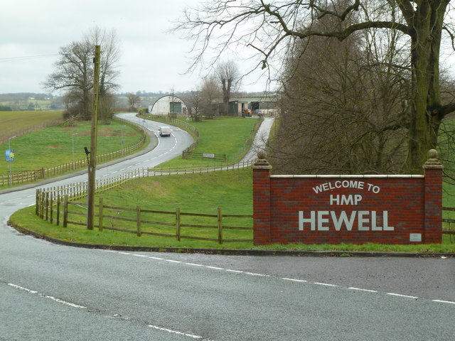 Welcome to HMP Hewell