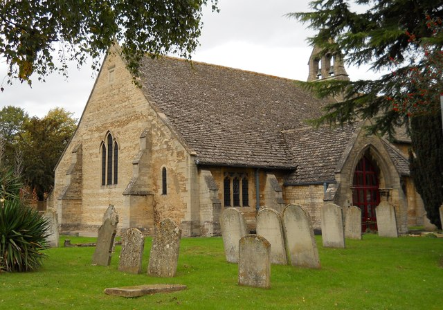 Church of St. John The Baptist, Werrington