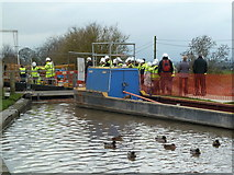 SO9969 : Worcester & Birmingham Canal - open day by Chris Allen