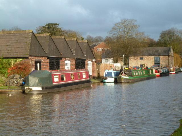 Worcester & Birmingham Canal - Tardebigge