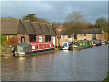 SO9969 : Worcester & Birmingham Canal - Tardebigge by Chris Allen