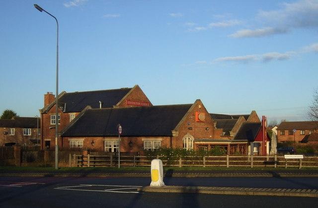 The Owington Farm pub, Billingham