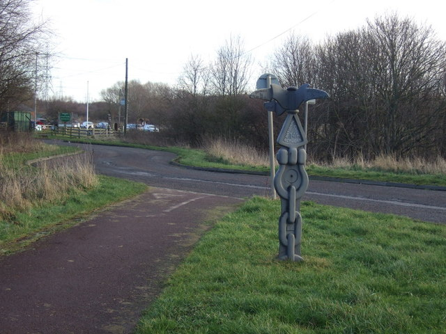 National Cycle route 14