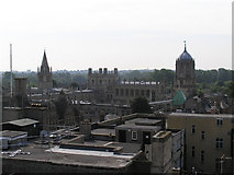 SP5105 : Christ Church College, Oxford by Richard Cooke