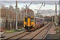 SJ5995 : Northern Rail Class 156, 156463, Newton-Le-Willows railway station by El Pollock