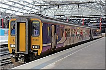 SJ3590 : Northern Rail Class 156, 156441, Liverpool Lime Street railway station by El Pollock