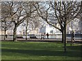 TQ3580 : King Edward VII Memorial Park by Colin D Brooking