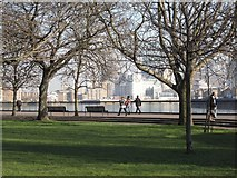 TQ3580 : King Edward VII Memorial Park by Colin D Brooking