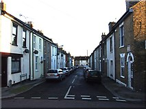 TQ7369 : Stanhope Road, Strood by Chris Whippet