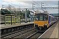 SJ3986 : Northern Rail Class 150, 150116, West Allerton railway station by El Pollock