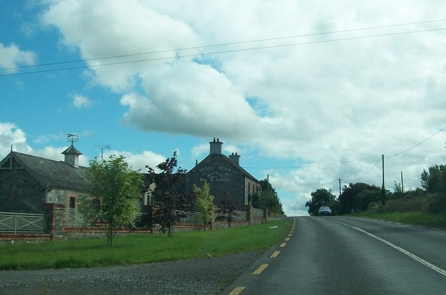 Cross Guns Bar and Lounge on the R162 south of Nobber