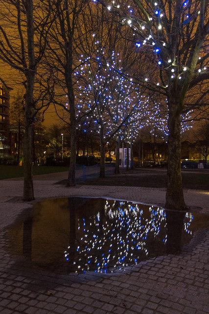 South Bank Reflections, London, SE1