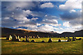 NY2923 : Castlerigg Stone Circle by David Baird