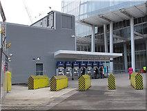 TQ3280 : London Bridge station - new ticket office by Stephen Craven