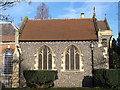 TQ1774 : St Mary Magdalene church - chapel by Stephen Craven
