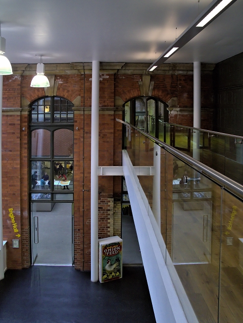 The Pump House (People's History Museum)