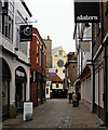 TR1557 : Canterbury by Peter Trimming
