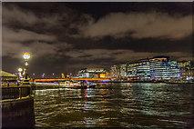TQ3280 : Looking towards London Bridge, London SE1 by Christine Matthews