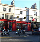 ST7565 : John's Bikes, Bath by Jaggery