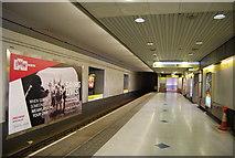 SJ8497 : Piccadilly Metrolink Station by N Chadwick