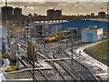 SD8500 : Metrolink Depot at Queen's Road by David Dixon