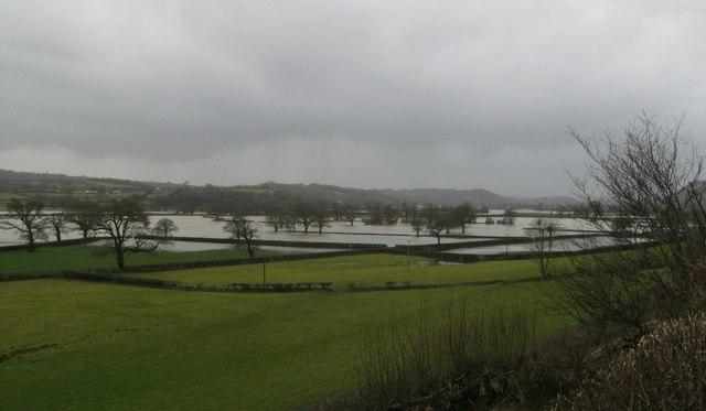 Flood plain by chris whitehouse
