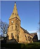 NU2410 : St John the Baptist Parish Church, Alnmouth by Russel Wills